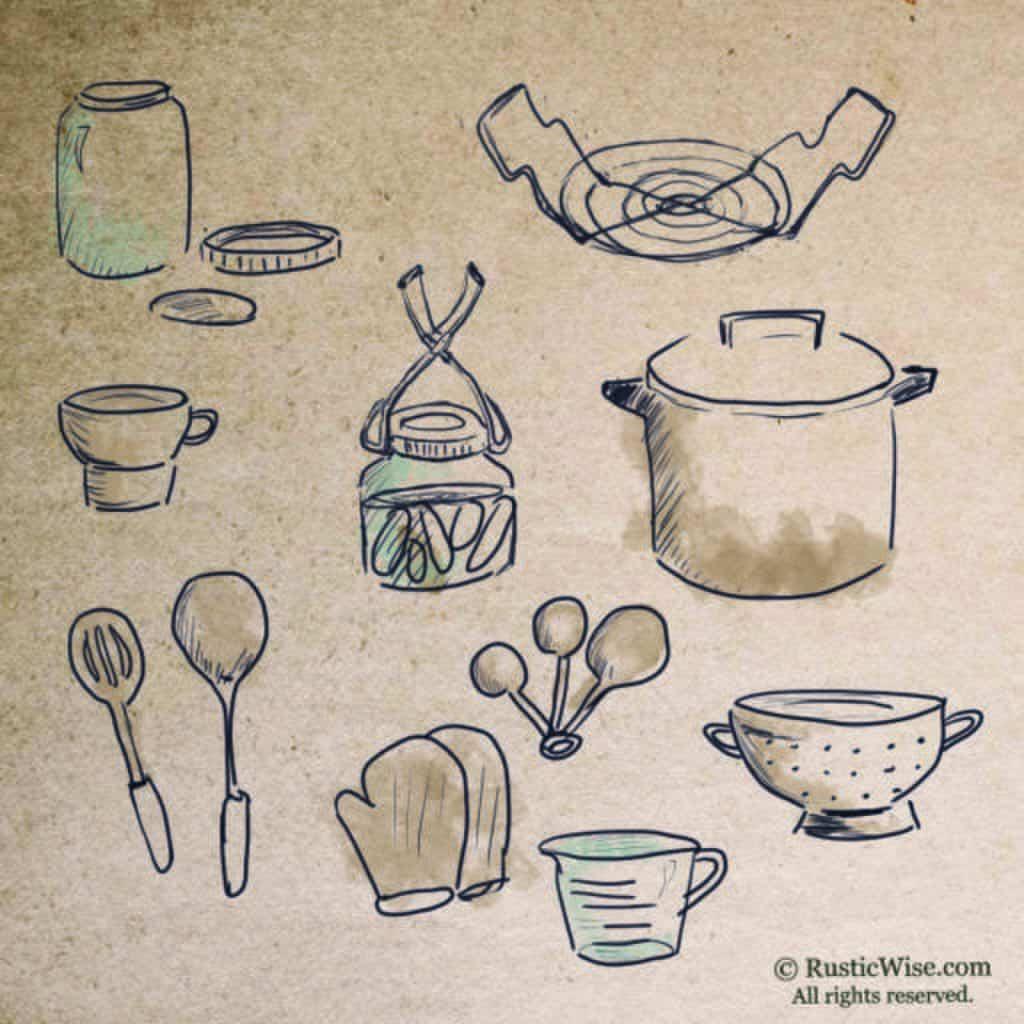RusticWise_CanningDefinitiveGuide_EssentialEquipmentTools