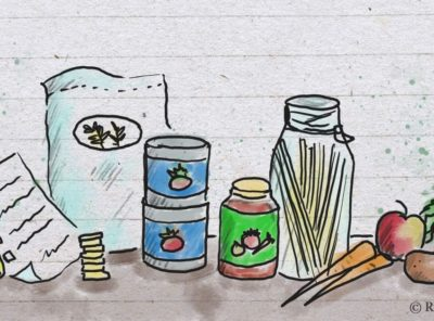How to Stock a Pantry on a Budget