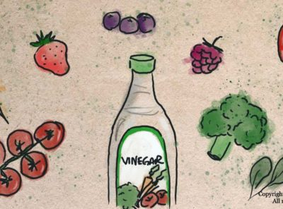 How To Wash Fruits And Vegetables With Vinegar (and Do You Really Need to?)