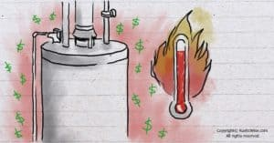 Smart Tips: Turning Down Hot Water Heater to Save Money