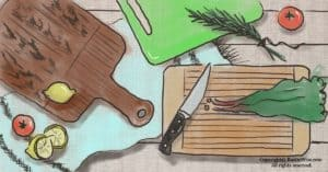 Making the Cut: A Comparison of Wood vs Plastic vs Bamboo Cutting Boards