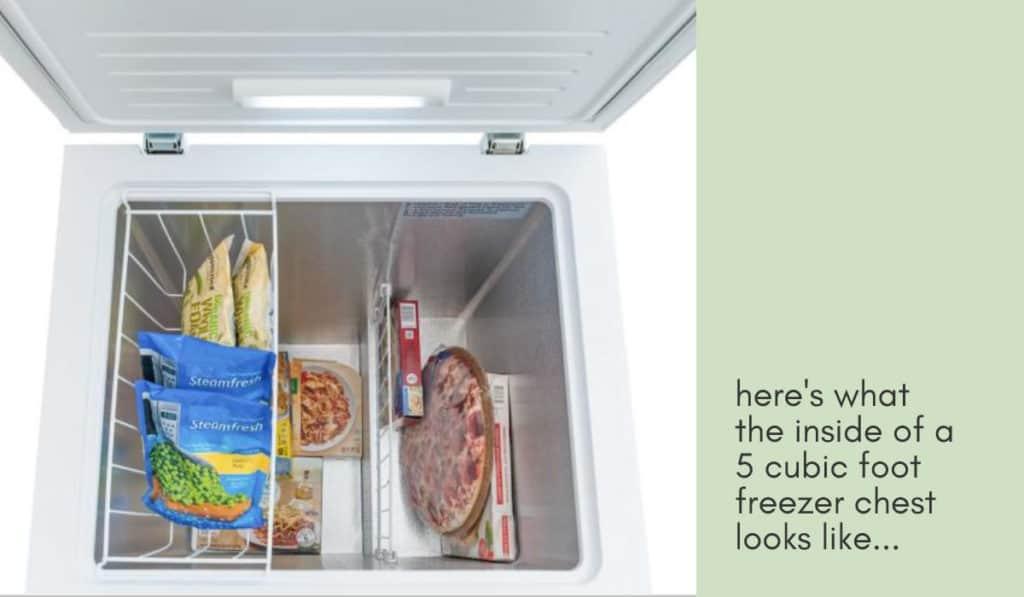 HowMuchWillA5CubicFootFreezerHold-freezer-interior