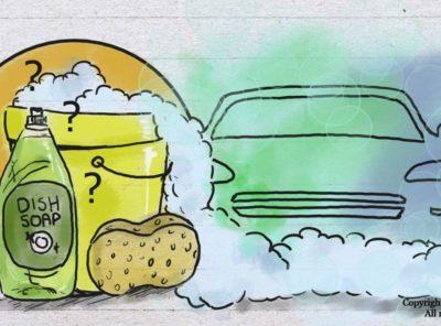 Can You Use Dish Soap to Wash a Car: Car Washing Tips and Car Wash Soap Alternatives