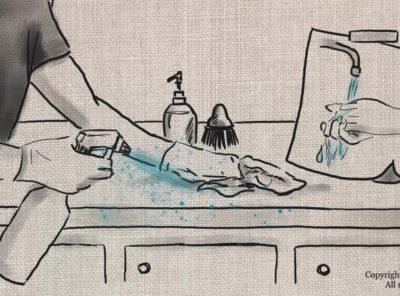 Basic Principles of Sanitation at Home