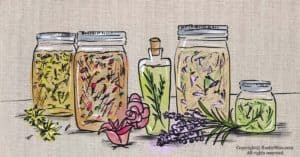 3 Easy Ways of Infusing Oils for Soap Making