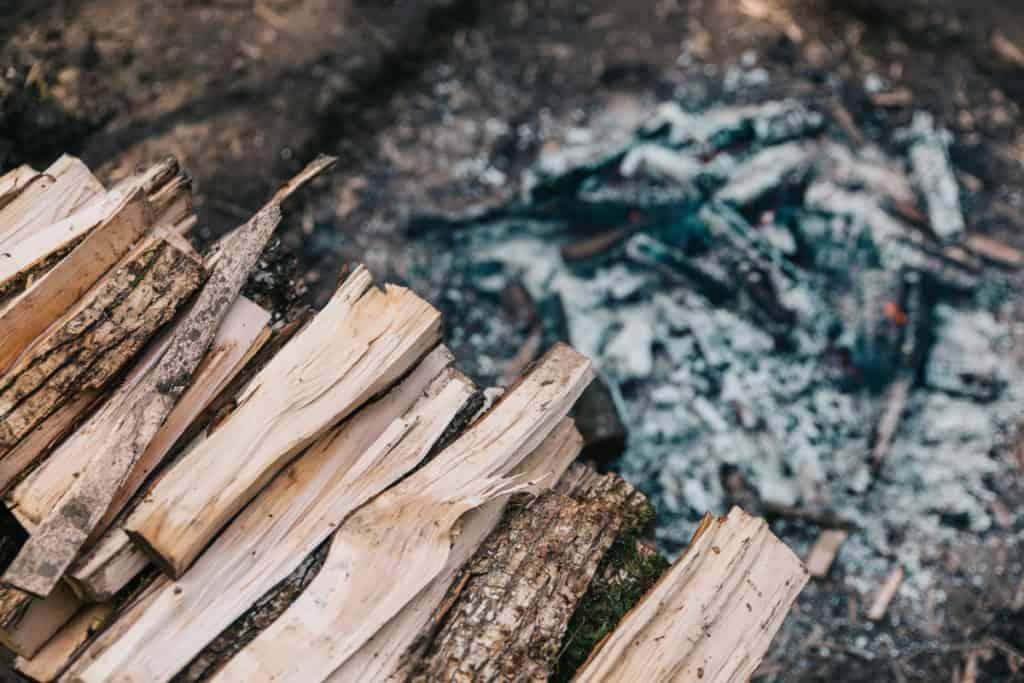 Unsplash_HowToMakeLyeForSoap-firewood