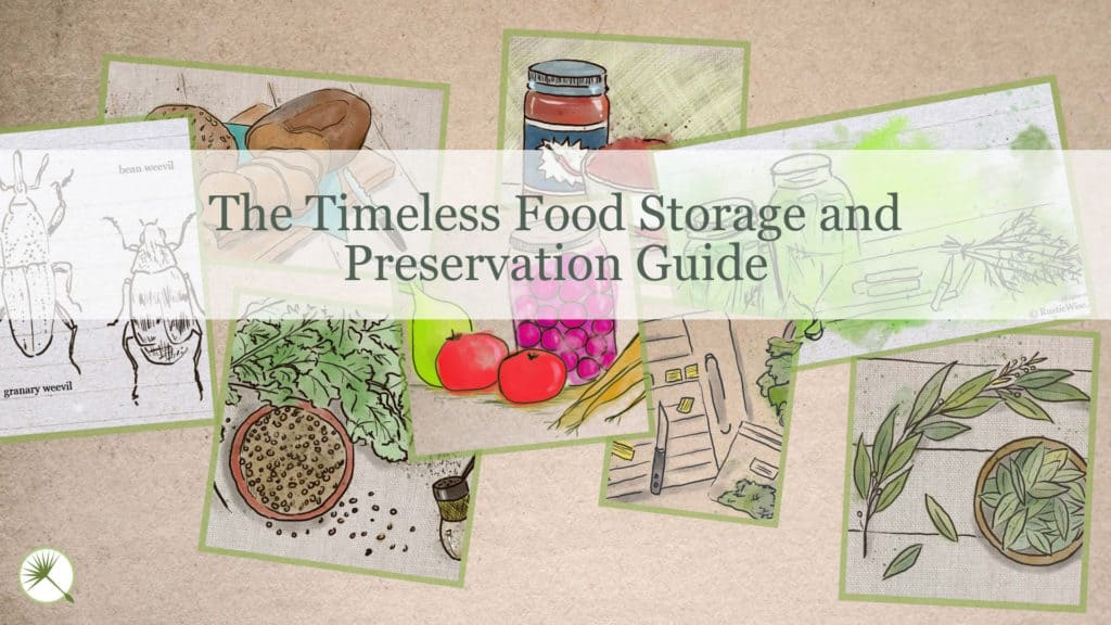 RusticWise.com Food Storage And Preservation Guide