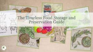 RusticWise_FoodStorageAndPreservationGuide