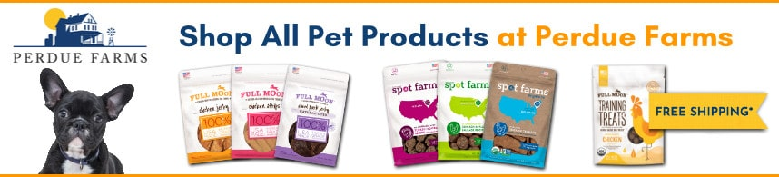 Pet Food at Perdue Farms - Human Grade, All Natural, Made in the USA