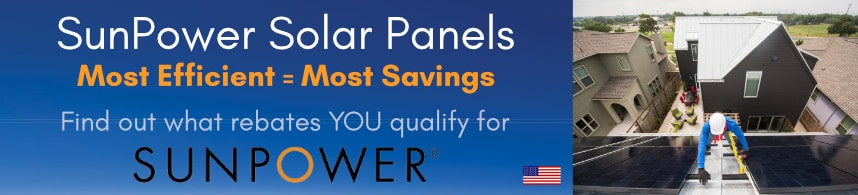 Get the World's Best Solar On Your Home for $0 Down & Save More with SunPower