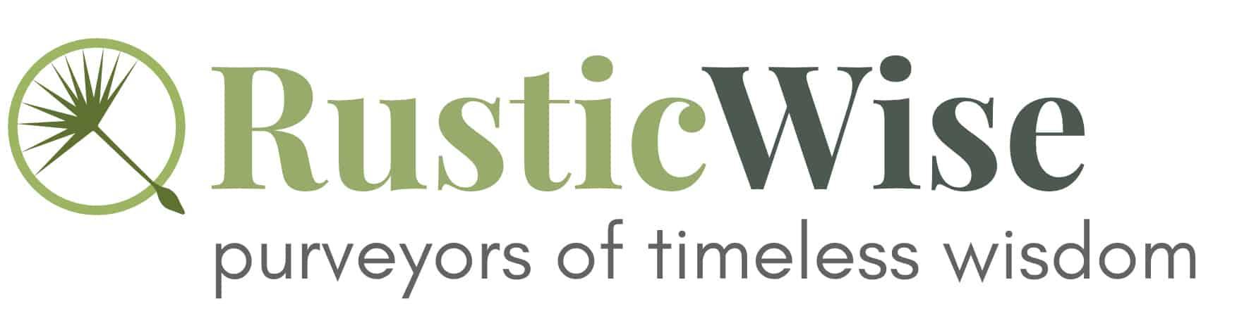 RusticWise Logo