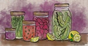 Canning Jar Size Chart: Choosing the Right Jar for the Job