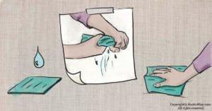 How To Use a Swedish Dishcloth 16 Ways: An Eco-Friendly Alternative to a Sponge