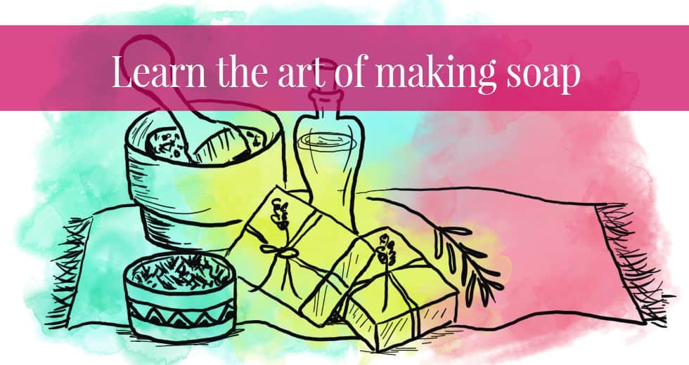 Learn How to Make Your Own Soap at Home